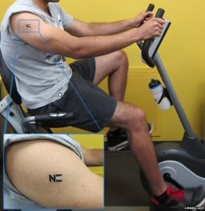 Biobattery Tattoo