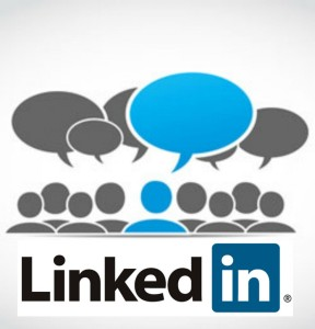 LinkedIn chat bubbles