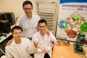 Researchers at Nanyang Technological University have developed ultra-fast charging batteries that last 20 years.Credit: Nanyang Technological University