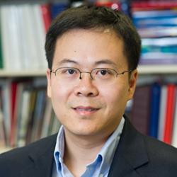 ECS member Jiaxing Huang used freshman-level chemistry to solve the solubility mystery of graphene oxide films.Image: Northwestern University