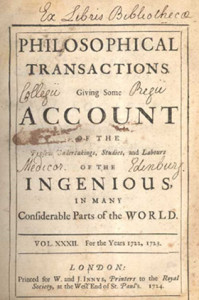 The original cataloging system of the Transactions, with articles bundled into issues and then into volumes, also remains the norm for many journals.Image: American Institute of Physics