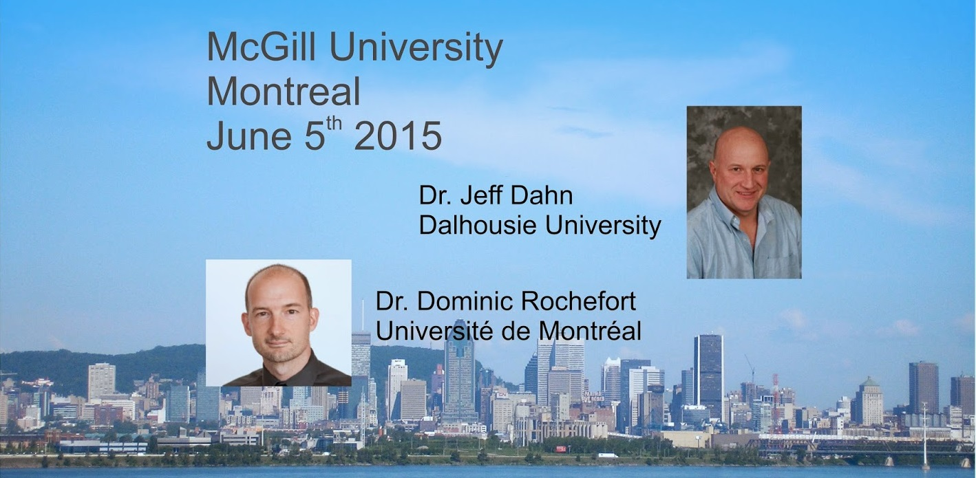 Montreal Student Chapter Symposium 2015