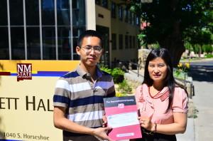 ECS Summer Fellowship_Gen Chen NMSU