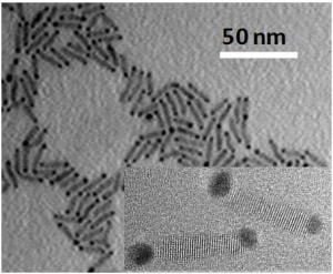 The new process uses light to do photochemistry instead of the traditional method of using heat to do chemistry.Image: Emory University