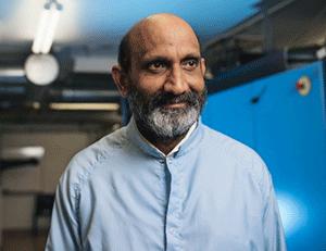 Chennupati Jagadish, distinguished professor at Australian National University