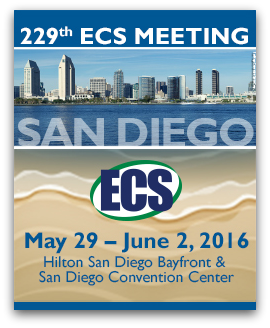 229th ECS Meeting, San Diego