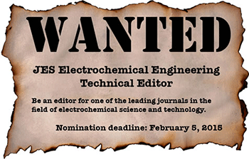 Wanted: JES Editor
