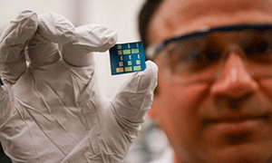 New Semiconductor Material for Faster Electronics