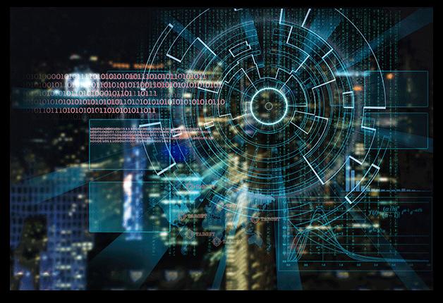 Cyber Security via IStock