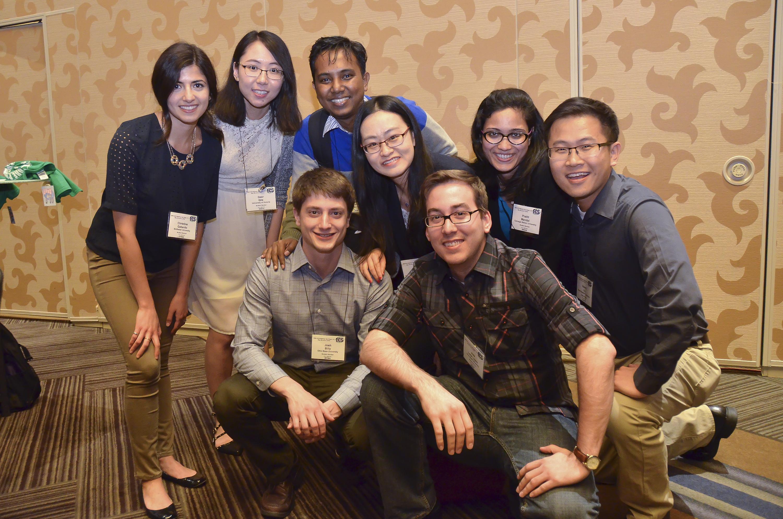 ECS Student Members