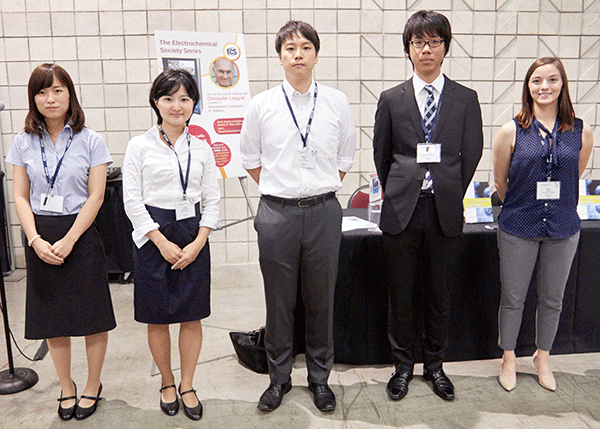 Student Poster Session winners