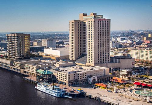 Hilton, New Orleans