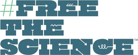 Free the Sciecne logo
