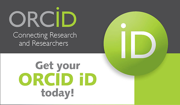 Get Your ORCID iD! - ECS