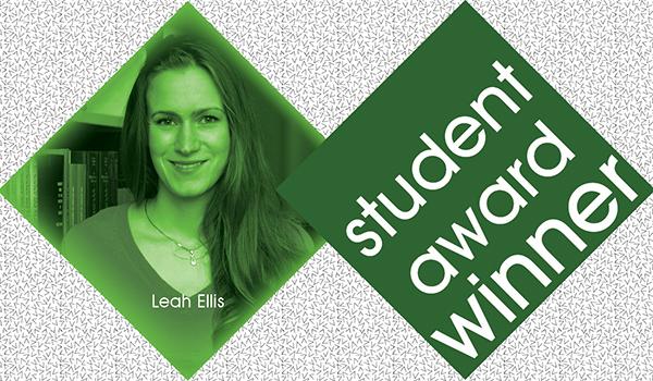 Leah Ellis Student Award