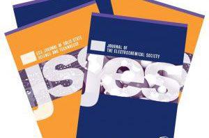 ECS journal covers