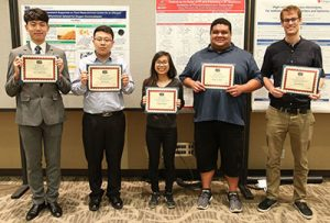 Student Poster Winners