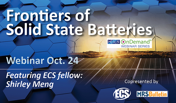 solid state battery Archives - ECS
