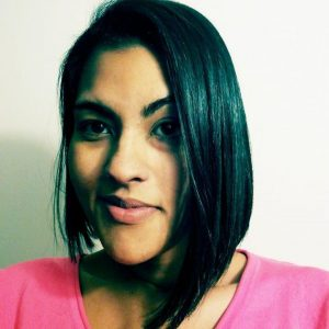 Raisa Oliveira, travel grant recipient